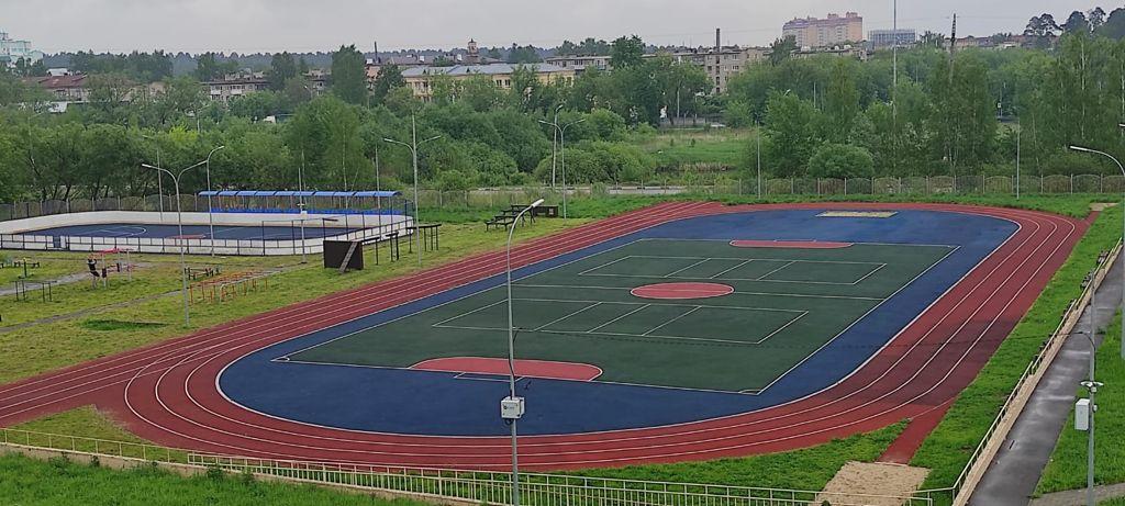 Спортивный проект «Открытый школьный стадион» реализуется в Богородском округе